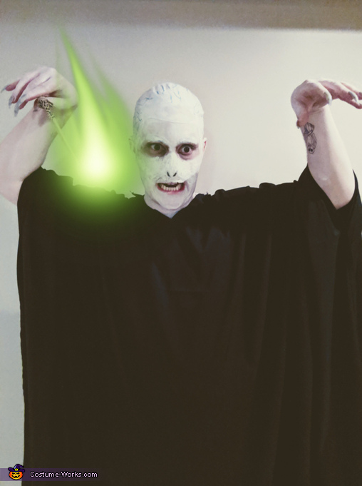 Voldemort, Slytherins Costume