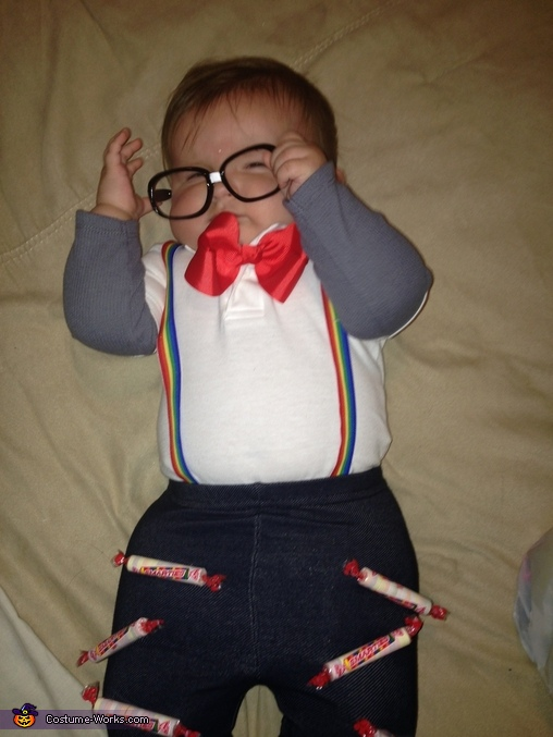 Too school for cool, Smartie Pants Costume