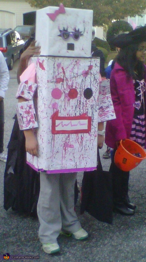 Smarty Robot Costume