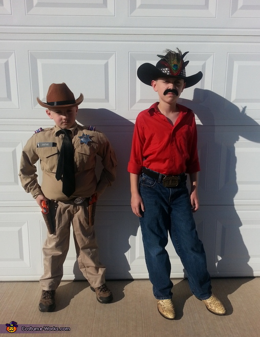 Smokey and the Bandit Costume