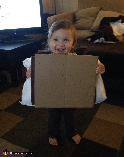 S'mores Baby Costume