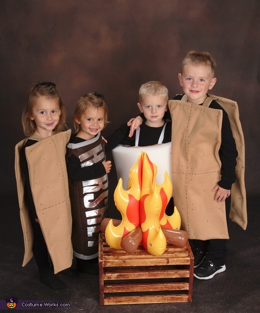 S'mores 2, S'mores Costume