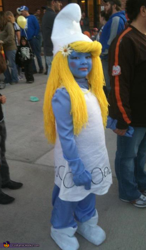 Smurfette Costume for Girls b80975b0b