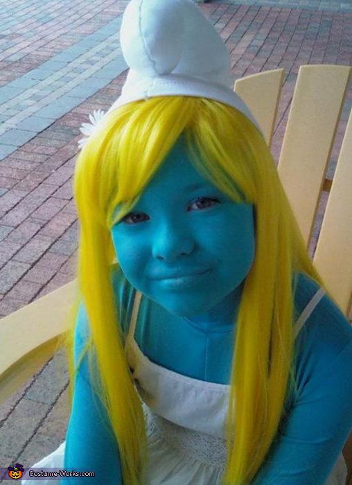 Smurfette Costume 615c19c2a