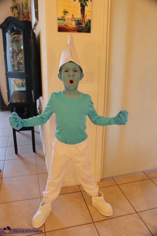 Smurf, Smurfs & Gargamel Costume