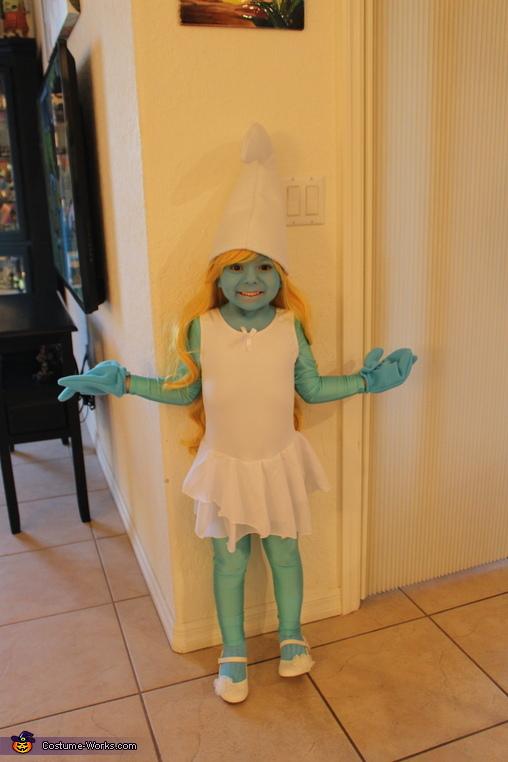 Smurfette, Smurfs & Gargamel Costume
