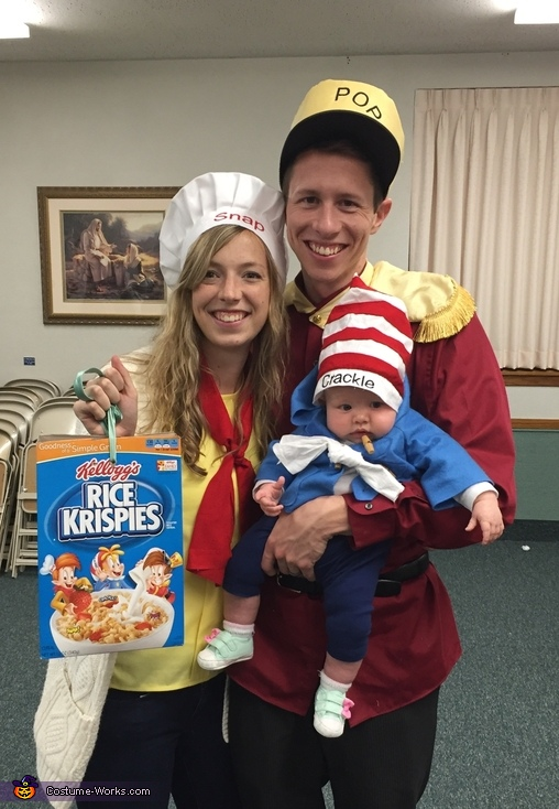 Snap! Crackle! Pop! Costume