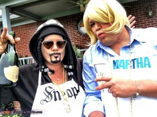Snoop and Martha Costume