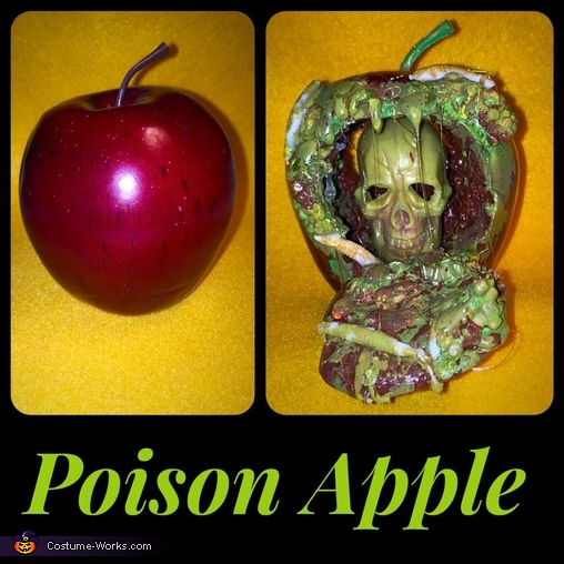Poison Apple, Snow Fright & the 7 Dead Dwarfs Costume
