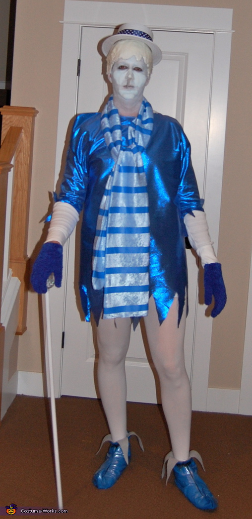 Snow Miser - Homemade costumes for men