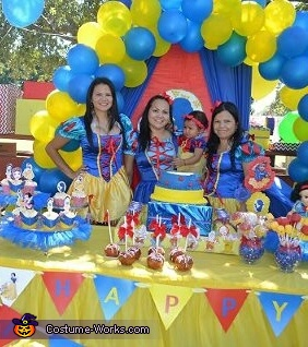 All Snow White, Snow White Baby Costume