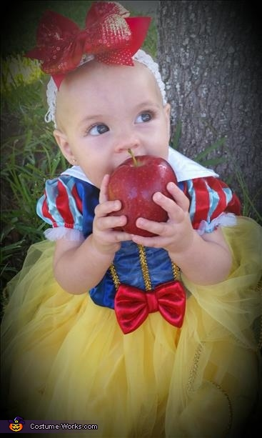 Snow White Baby Costume