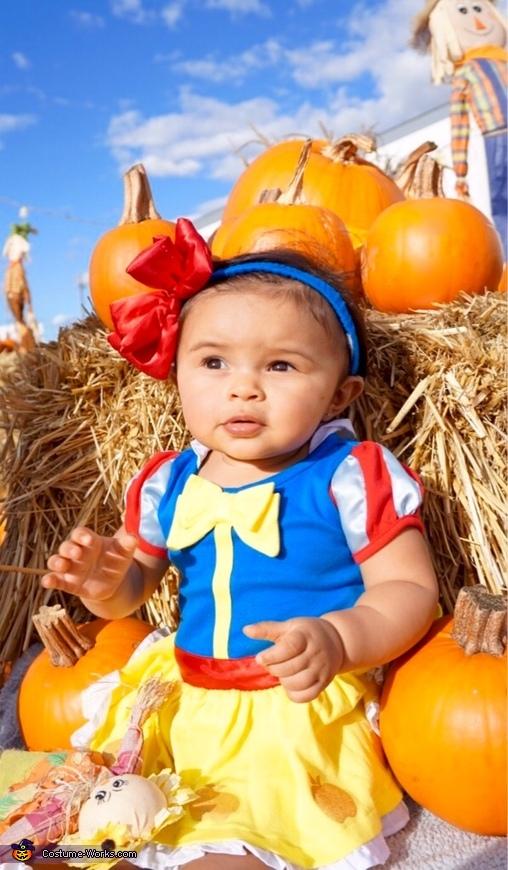Snow White Baby Costume
