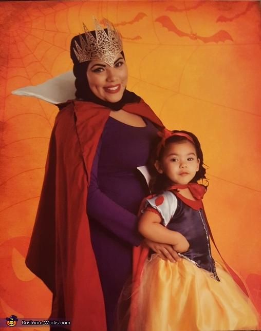 Snow White & The Evil Queen Costume