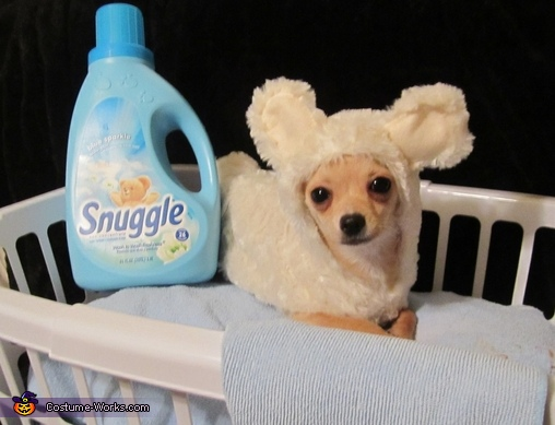 Snuggle Bear Costume