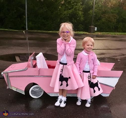 Sock Hop Girls Costume