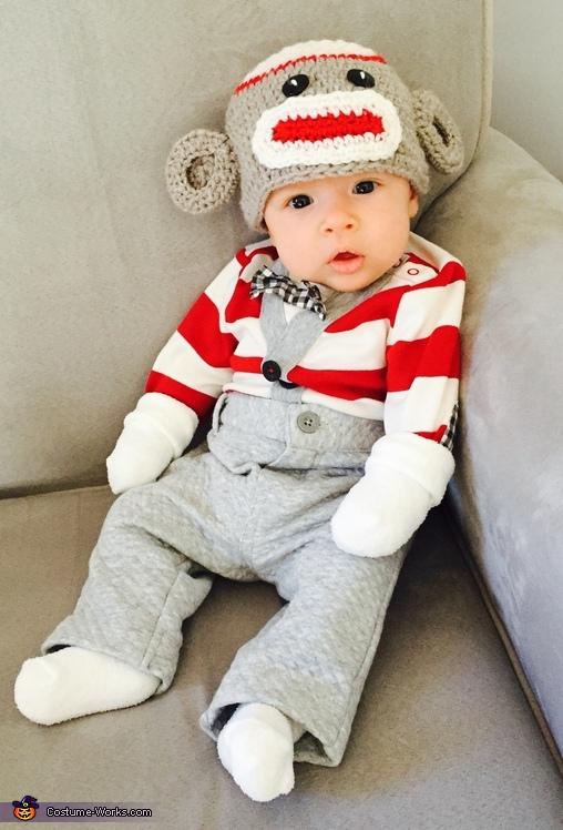 Ben the Sock Monkey Costume