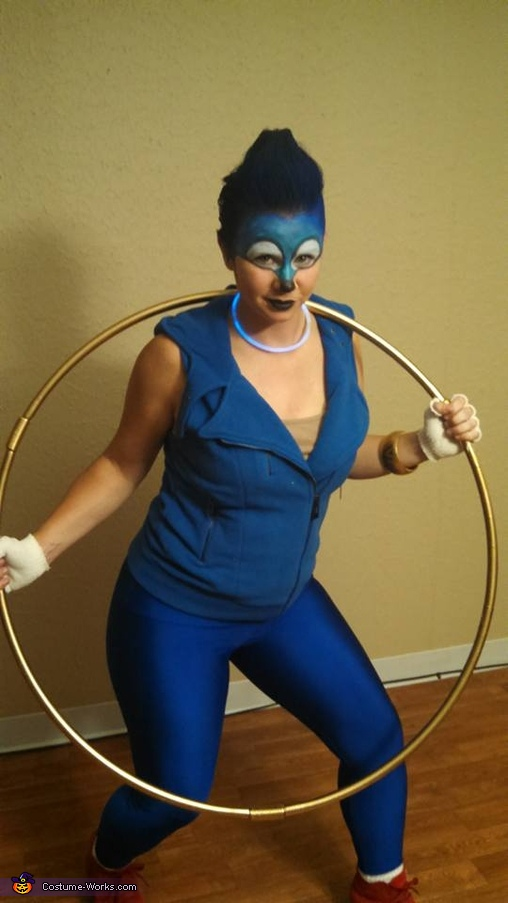 Sonic the Hedgehog, Sonic the Hedgehog Costume