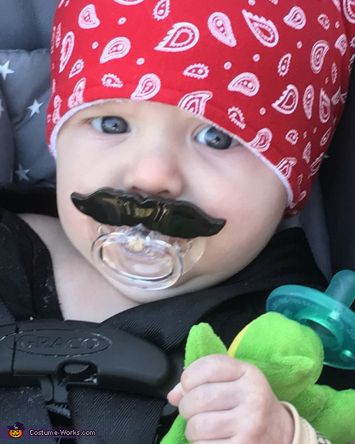 Introducing Tig (SOA), Sons of Anarchy Costume