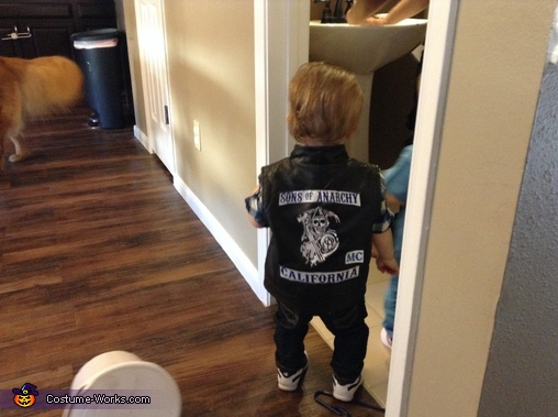 Sons of Anarchy Jax and Tara Homemade Costume