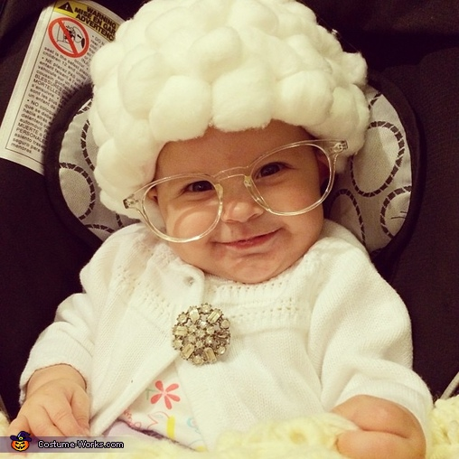 Sophia from the Golden Girls Baby Costume