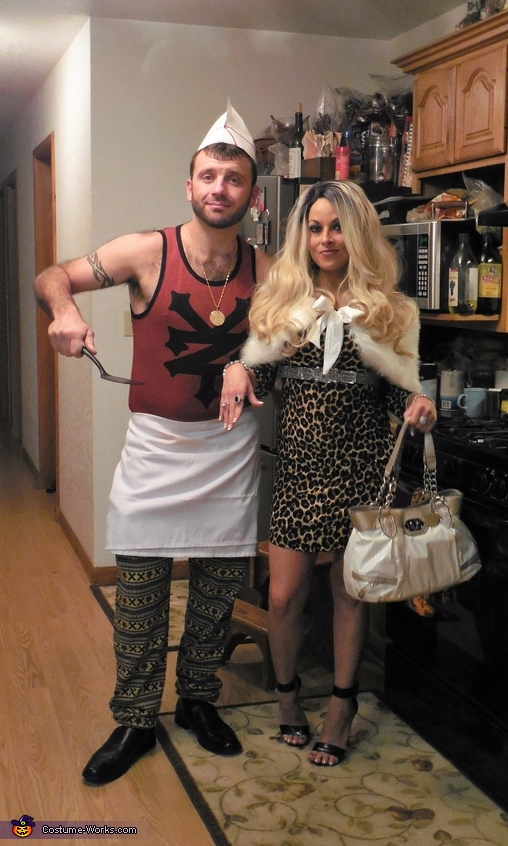 Sophie And Oleg Couple Costume