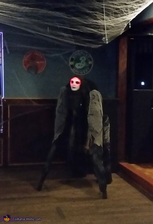 Soul Collector, Soul Collector Costume
