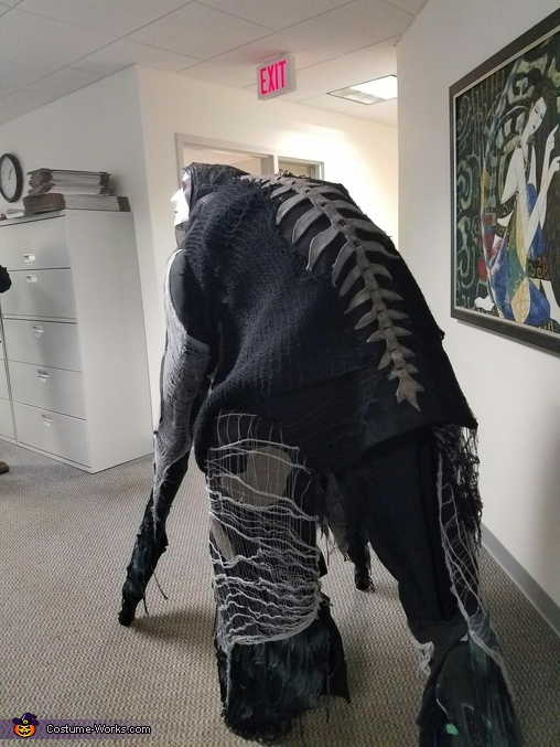 Soul Collector Homemade Costume