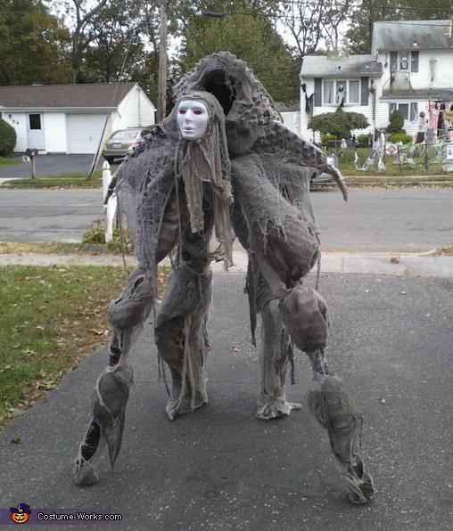 Soul Walker Costume