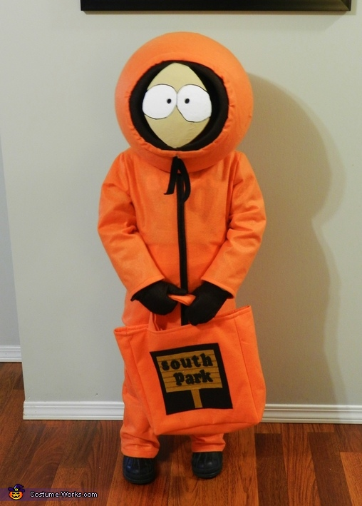 Kenny, South Park Family Costume