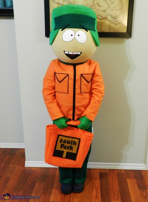 Kyle, South Park Family Costume