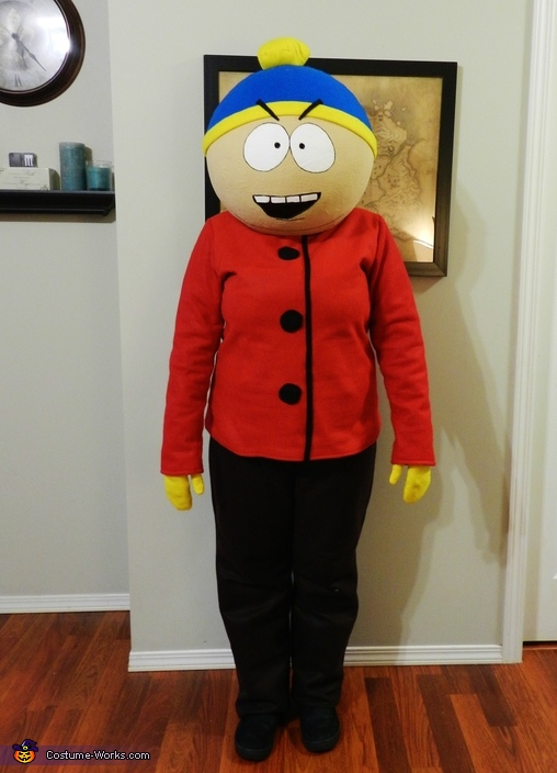 Cartman, South Park Family Costume
