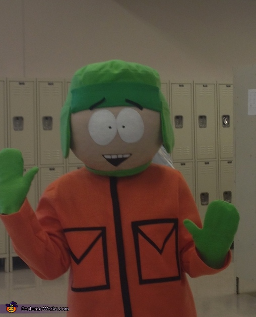 Kyle from South Park Costume