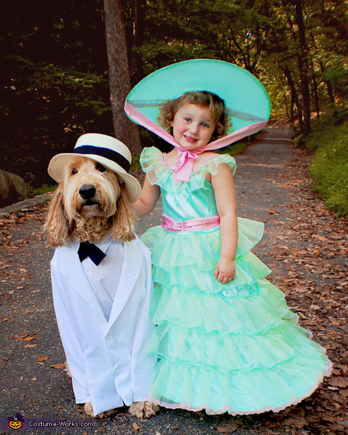Southern Belle and Southern Gentleman Costume
