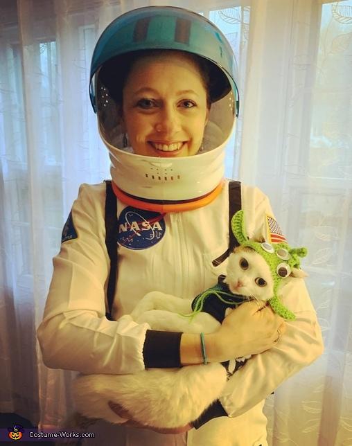 Space Cat Costume