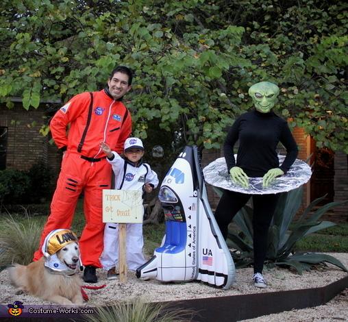 Space Crew Costume
