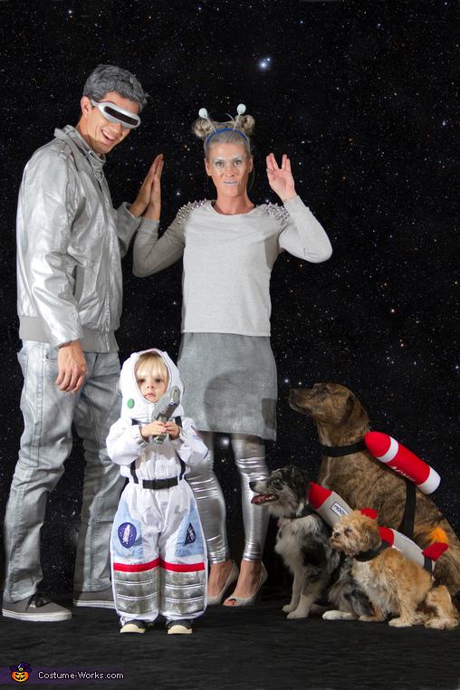Space Exploration Costume