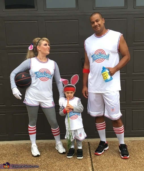Space Jam Tune Squad Costume