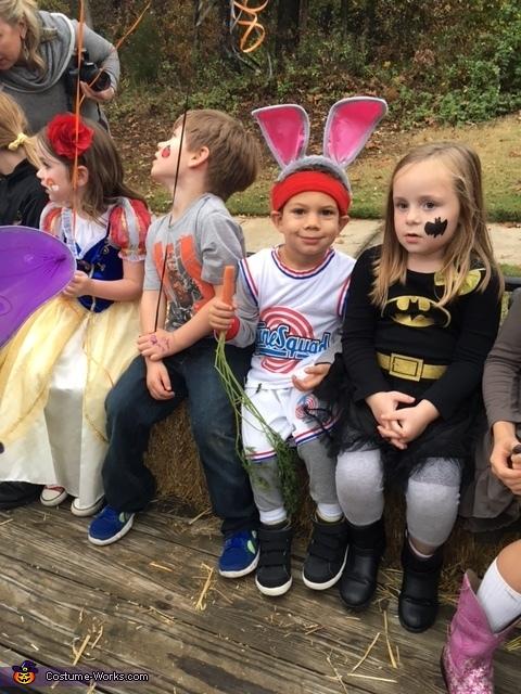 Bugs bunny space jam, Space Jam Tune Squad Costume