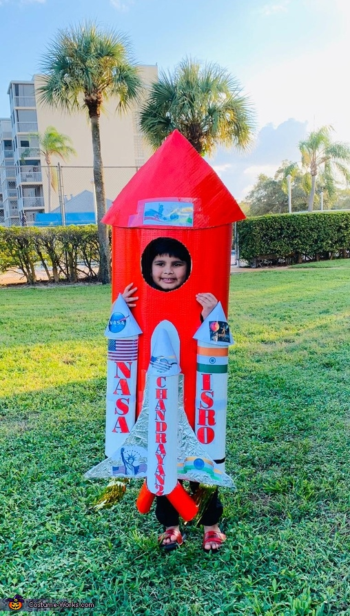 Space Shuttle Costume