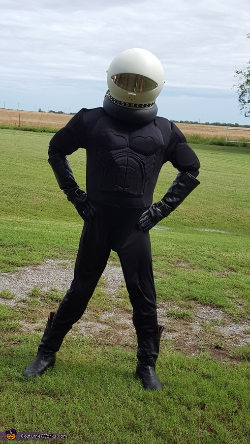 Space Suit Up Costume