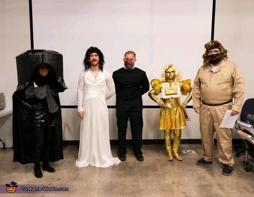 Spaceballs Costume