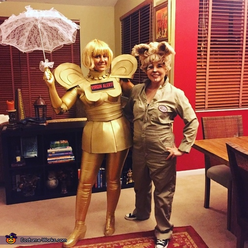 Spaceballs Barf And Dot Matrix Costume