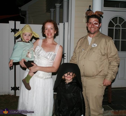 Spaceballs Costume