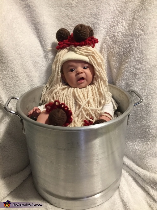 Spaghetti Monster Costume
