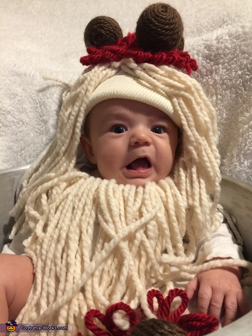 Spaghetti Monster Jack, Spaghetti Monster Costume