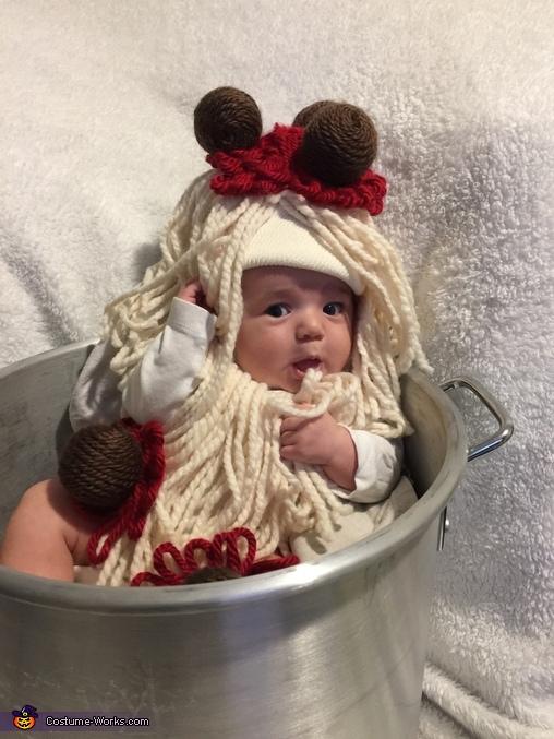 Spaghetti Monster Jack, Spaghetti Monster Costume
