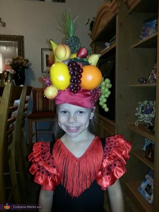 Spanish Dancer hat, Spanish Dancer and Sheriff Costume