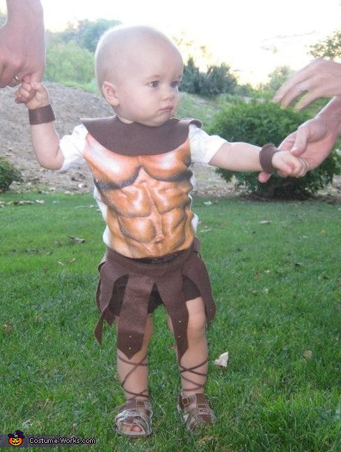 Spartacus Costume  sc 1 st  Costume Works : amazing baby costumes  - Germanpascual.Com