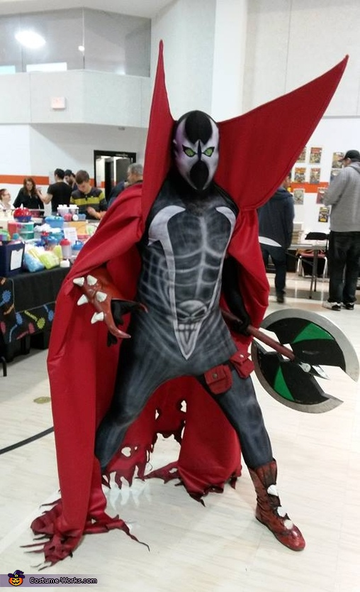 Spawn from Image Comics Costume